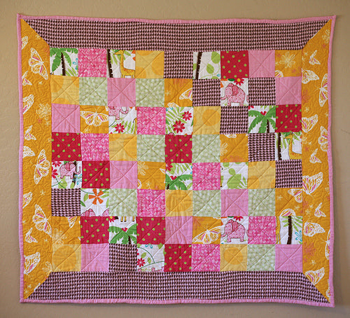 Gwenyth the Menace Quilt