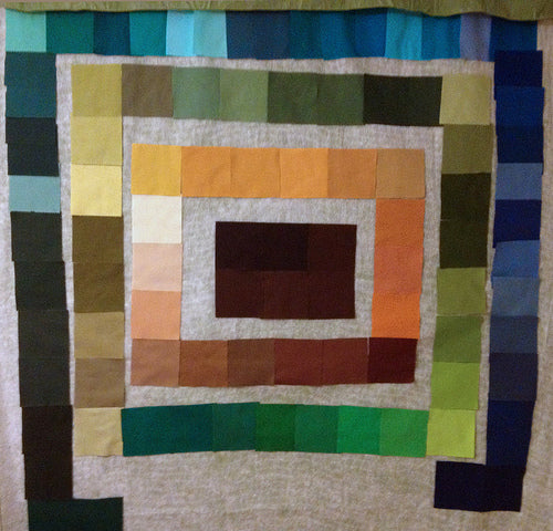 Patchwork Prism QAL - Planning Colors