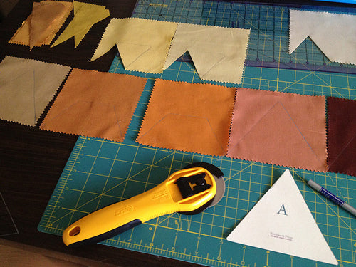 Cutting Patchwork Prism