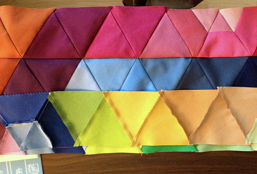 Piecing Patchwork Prism