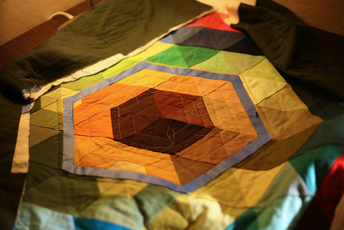 Quilting Patchwork Prism