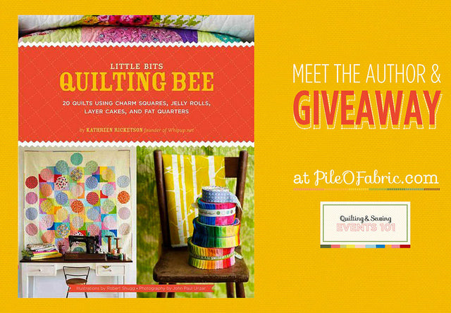 Little Bits Quilting Bee Giveaway