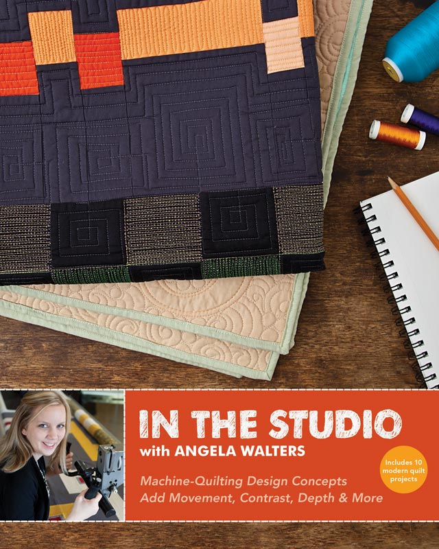 <em>In The Studio</em> with Angela Walters