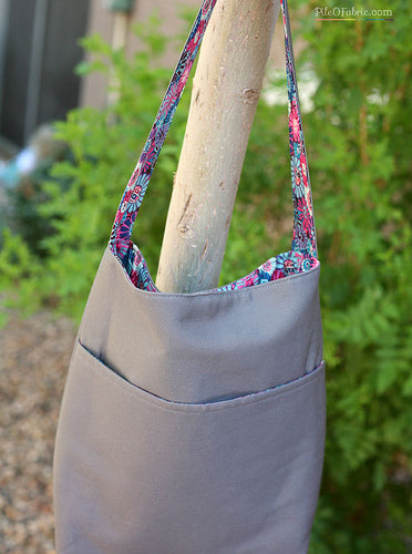 Hexie Tree Bag