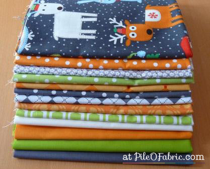 Winter Fun Fabric Bundle