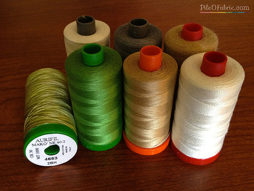 Beautiful Aurifil