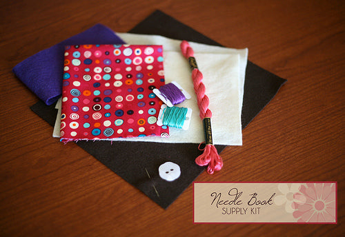 Needle Book Supply Kit Giveaway