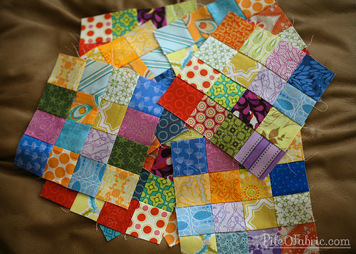 My Blocks for do.Good Stitch Quilt