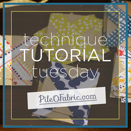 New Blog Series at Pile O' Fabric