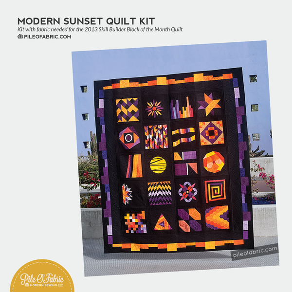Fabric Kit for Skill Builder BOM 2013