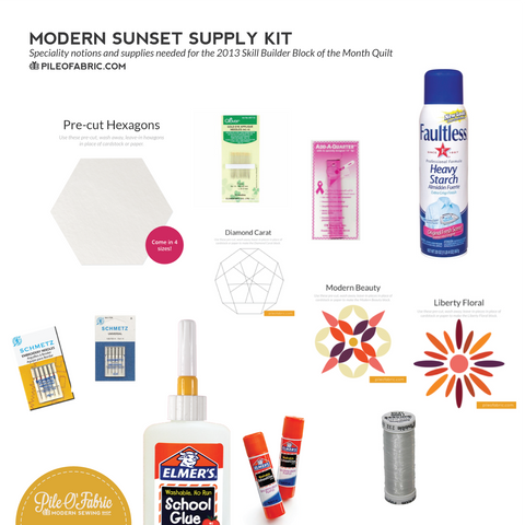 Notion Supply Kit for Skill Builder BOM 2013
