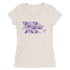 Hexa-tris Ladies' Short Sleeve T-shirt