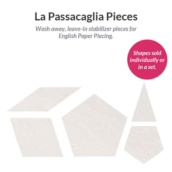 La Passacaglia Stabilizer Pieces