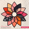 Lotus Blossom Block PDF Templates