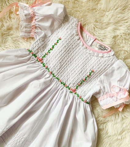 Lana Grace Boutique - Join the Team - Girls Smocked Dresses