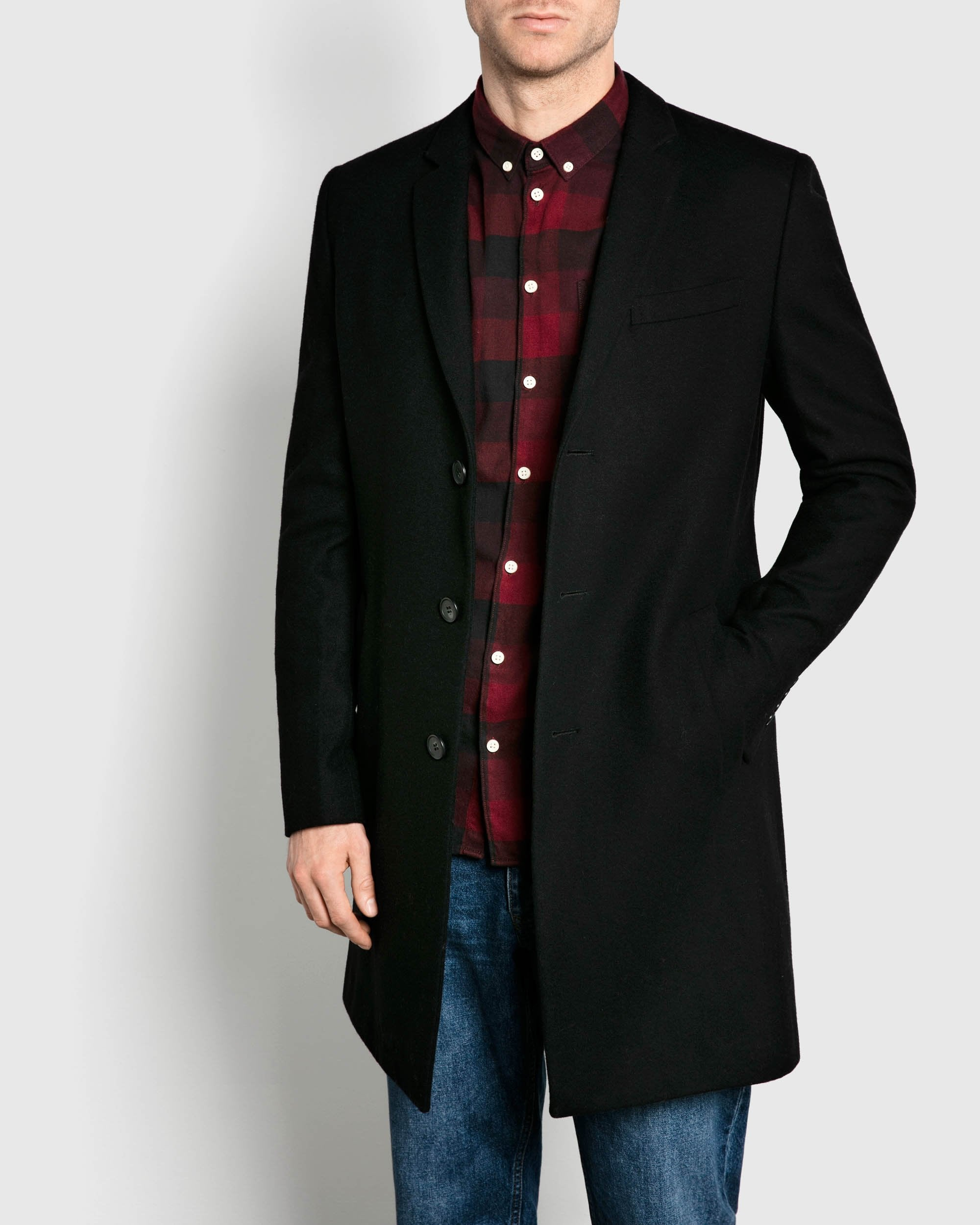 MINIMUM GLEASON  6001 OUTERWEAR BLACK LINE