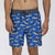 boardshorts e costumi hurley PARTY PACK VOLLEY PACIFIC BLUE