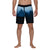 boardshorts e costumi hurley PHANTOM BLOCK PARTY HIDEAWAY 18 BLACK