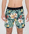 boardshorts e costumi hurley PHANTOM CABANA VOLLEY 17 OIL GREY