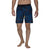 boardshorts e costumi hurley PHANTOM SCRIBBLE HYPERWEAVE 18 BLUE FORCE