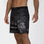 boardshorts e costumi hurley PHTM BLOCK PARTY TIGER STYLE 18 BLACK
