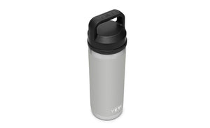 Yeti Rambler Bottle 18 Oz Chug Granite foto 3