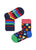 calze happy socks 2-PACK KIDS STRIPE SOCK 6002