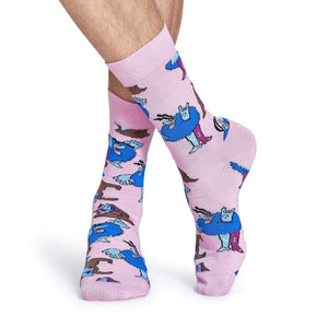 happy socks CHIEF BLUE MEANIE & JEREMY SOCK  • 3001 foto 2