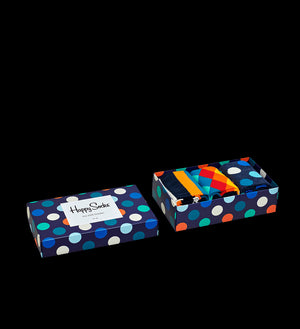 happy socks Classic mix gift box multicolore foto 2