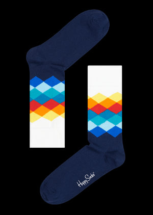 happy socks Classic mix gift box multicolore foto 4