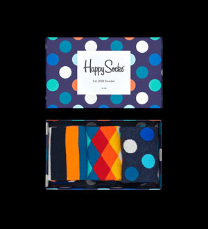 happy socks Classic mix gift box multicolore foto 6