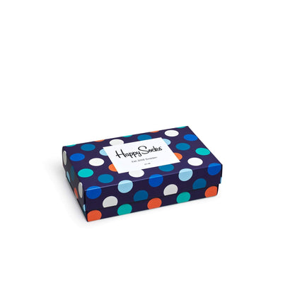 calze happy socks CLASSIC MIX GIFT BOX MULTICOLORE