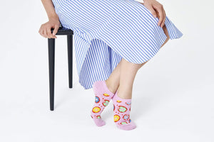 happy socks Donut Low Sock 3000 foto 3