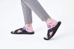 happy socks Donut Low Sock 3000 foto 2