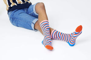 happy socks Jumbo Dot Stripe Sock 3300 foto 2
