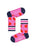 calze happy socks KIDS HEART RIB SOCK 3300