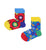 calze happy socks LION & PAW 2-PACK KIDS SOCKS  4300