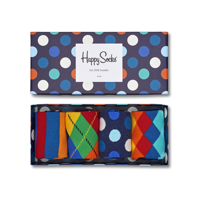 calze happy socks MIX GIFT BOX