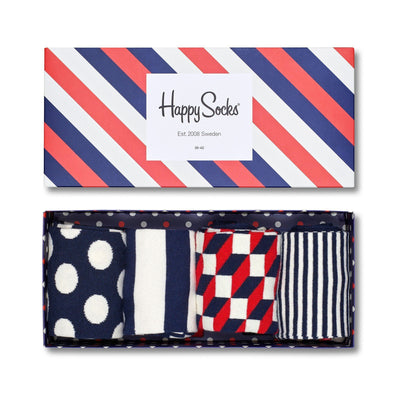 calze happy socks STRIPE GIFT BOX 6000