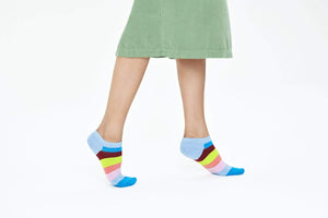 happy socks Stripe Low Sock 6700 foto 3