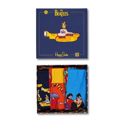 calze happy socks THE BEATLES SOCKS BOX SET • 6000