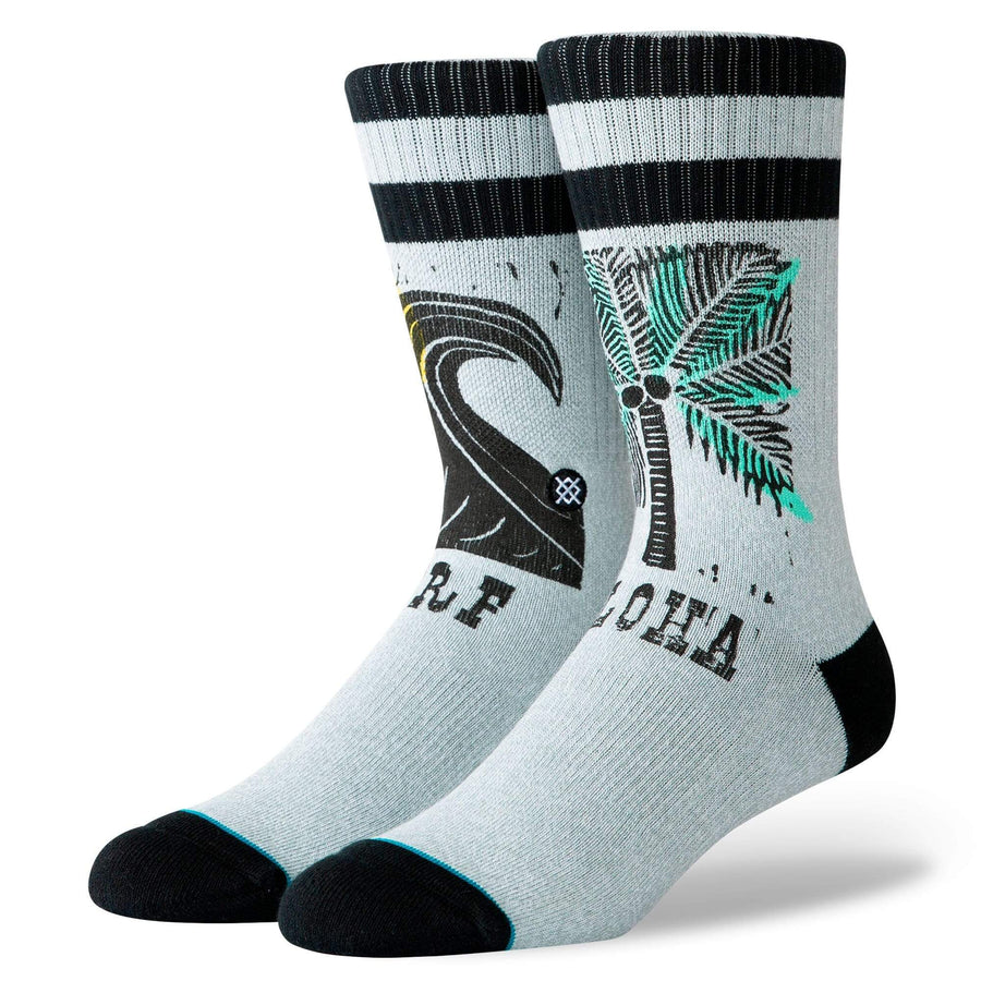 stance calze,Aloha Surf Oblow Grey, image 1