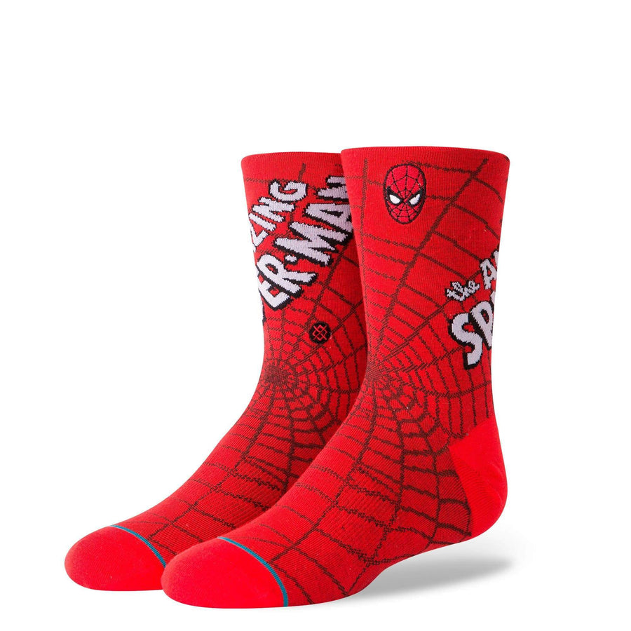 stance calze,Amazing Spiderman Kids, image 1