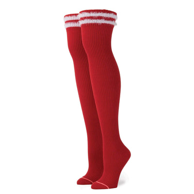 calze stance FUR FATALE • RED