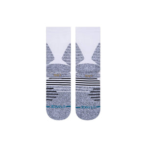 stance Icon Hoops Qtr White foto 3