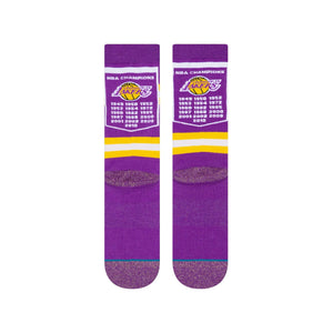 stance Lakers Banner Purple foto 3