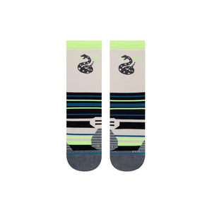 Stance | calze Pile Up Offwhite