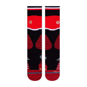 stance Scrapps Red foto 2