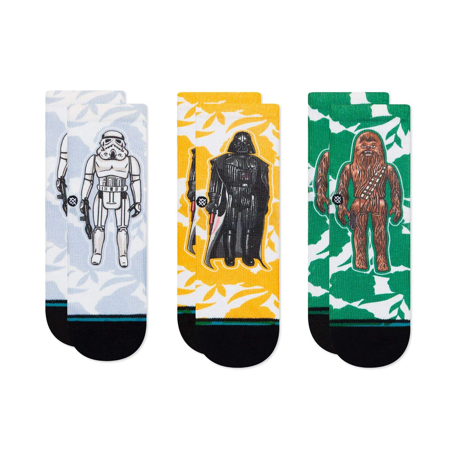 stance calze,Space Floral 2-4 Multi, image 1