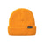 cappelli huf ESSENTIALS USUAL BEANIE ELECTRIC ORANGE